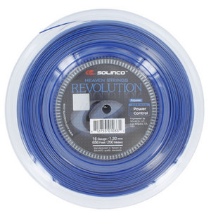 SOLINCO REVOLUTION 16G 1.30MM REEL TENNIS STRING