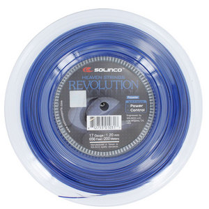 SOLINCO REVOLUTION 17G 1.20MM REEL TENNIS STRING
