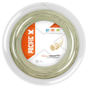 PACIFIC POLY SOFT PRO 16G REEL TENNIS STRING