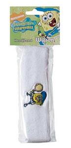 WILSON SPONGEBOB SQUAREPANTS HEADBAND