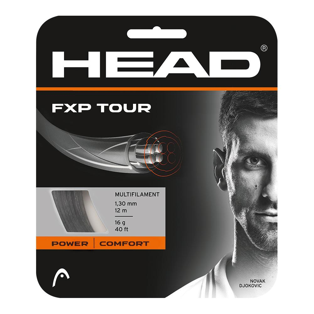 Fxp Tour Liquid Black 16g Tennis String