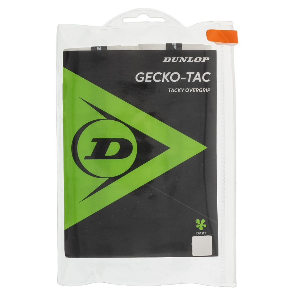 Gecko- Tac Overgrip 12 Pack White