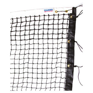 TOURNA DELUXE DOUBLE BRAID TAPERED TENNIS NET