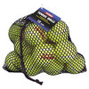 TOURNA Pressureless 18 Pack Mesh Bag Tennis Balls