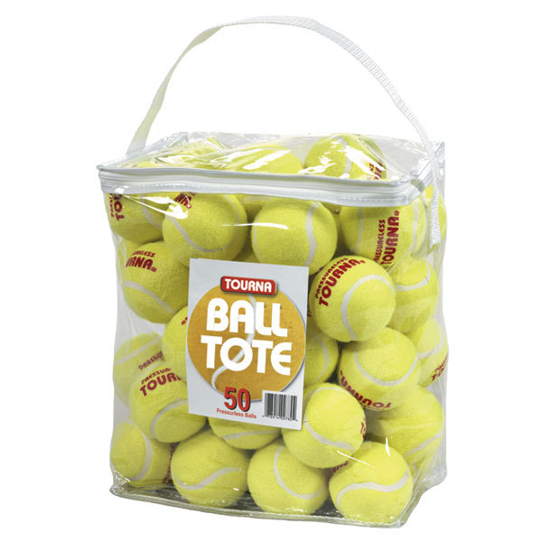 Pressureless 50 Tote Bag Tennis Balls