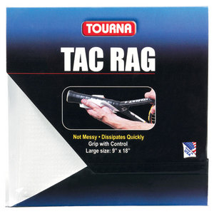 TOURNA TAC RAG XL TENNIS RAG