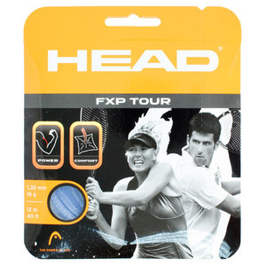 HEAD FXP TOUR LIQUID BLUE 16G TENNIS STRING