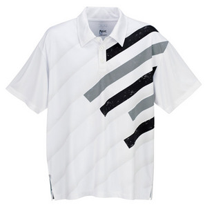 Men`s Slasher Tennis Polo