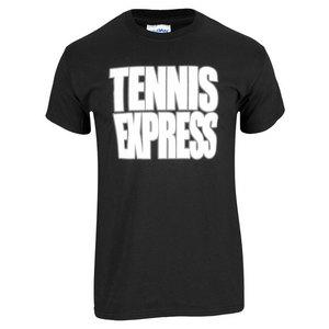 TENNIS EXPRESS TENNIS EXPRESS BLACK T-SHIRT