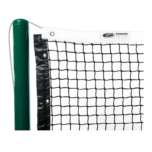 Champ Vinyl Headband Tennis Net