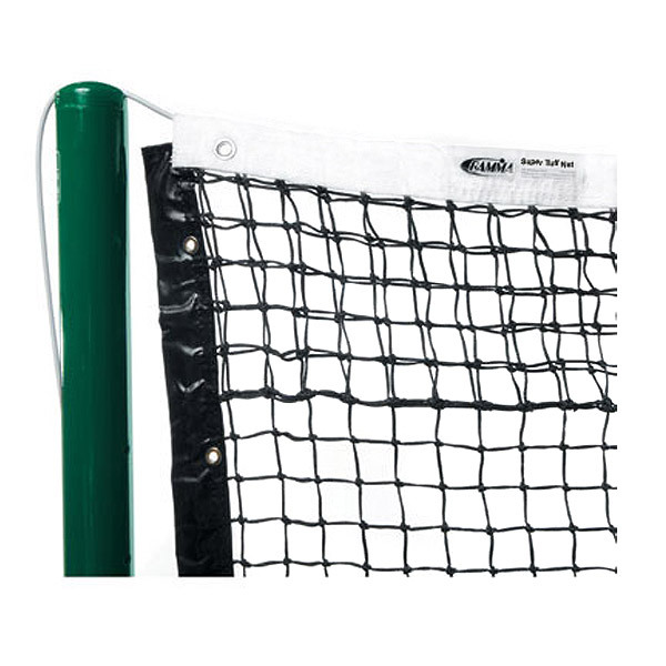 Super Tuff Tapered Vinyl Tennis Net