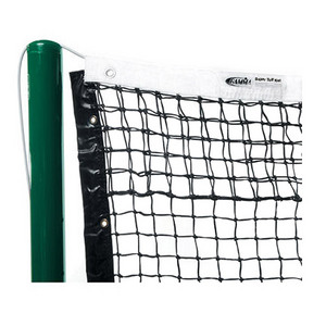 GAMMA SUPER TUFF TAPERED VINYL TENNIS NET
