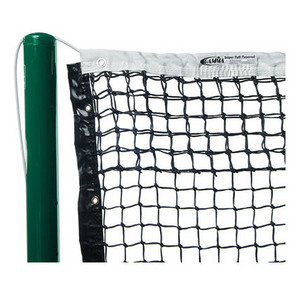 GAMMA SUPER TUFF TAPERED POLYESTER TENNIS NET