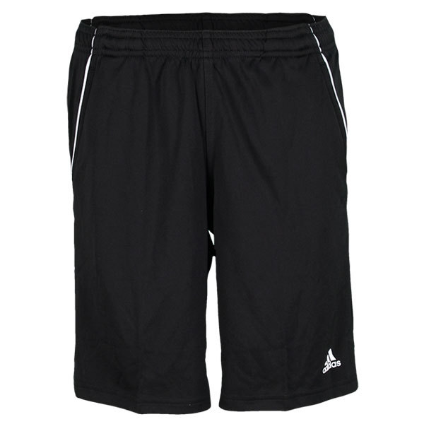 Boy's Basic Bermuda Tennis Short Black