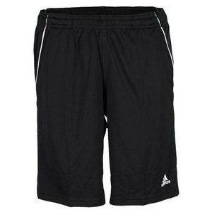 Boy`s Basic Bermuda Tennis Short Black