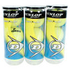 DUNLOP Champ All Surface 3 Pack Tennis Balls