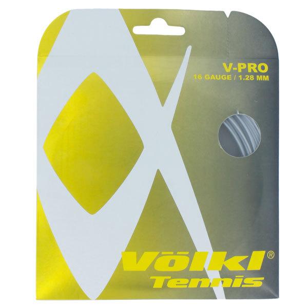 V- Pro 16g Silver Tennis String