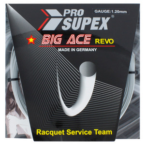 PRO SUPEX BIG ACE REVO 1.20MM/17L TENNIS STRING