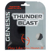 GENESIS Thunder Blast 1.30MM/16G Tennis String Black