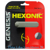 GENESIS Hexonic Black 1.18/17L Tennis String