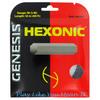 GENESIS Hexonic Black 1.18/18L Tennis String