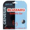 GENESIS Blizzard Syn Gut 1.25MM/16L Tennis String