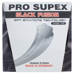 Black Fusion 1.28MM/16G Tennis String