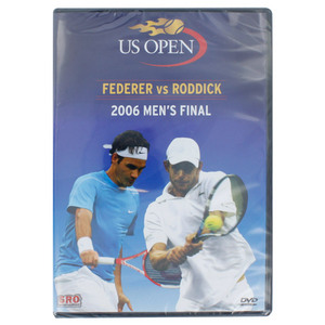 KULTUR 2006 US OPEN FEDERER V RODDICK MNS FINAL