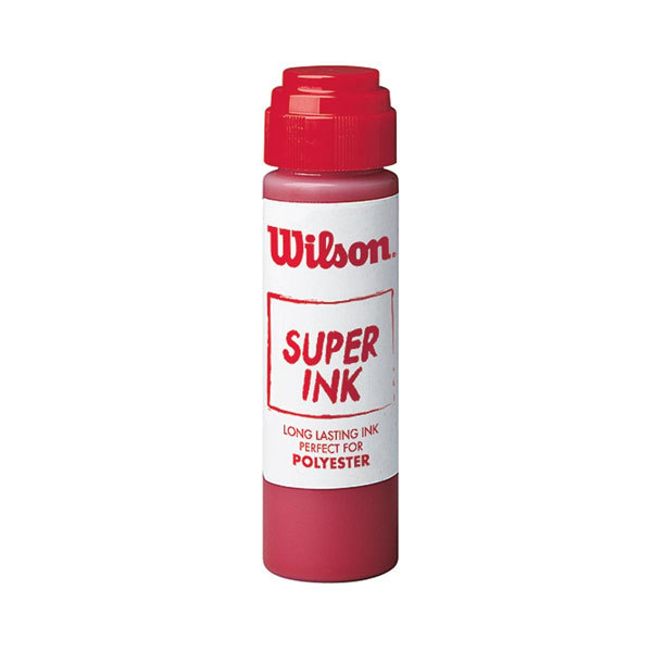Super Ink Red For Poly Strings