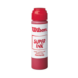 WILSON SUPER INK RED FOR POLY STRINGS