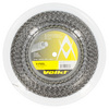 VOLKL V-Feel Black Silver Spiral 16G Reel Tennis String