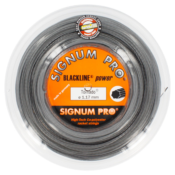 Tornado 1.17 Reel Tennis String