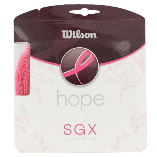 Hope Sgx Pink 16g Tennis String