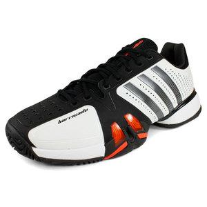 adidas MENS ADIPOWER BARRICADE 7 TENNIS SHOES