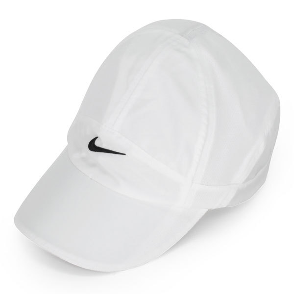 Women`s Feather Light Tennis Cap White