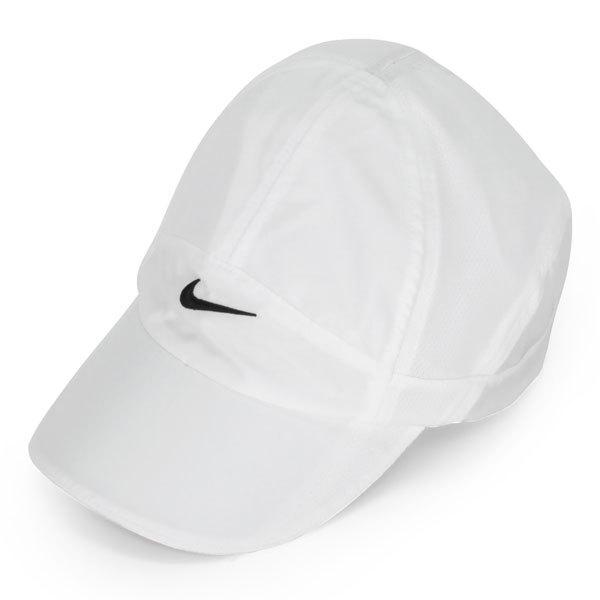 Women's Feather Light Tennis Cap White