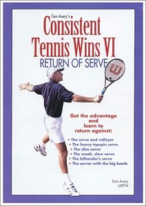 TOM AVERY RETURN OF SERVE VOL VI DVD