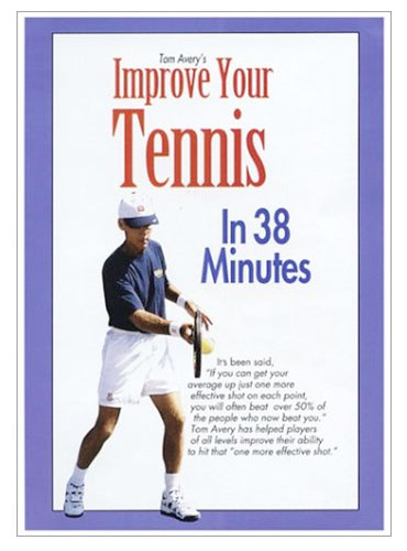 Improve Your Tennis In 38 Minutes Dvd