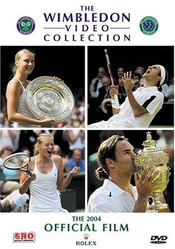 2004 Official Wimbledon Highlight Dvd