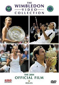 WIMBLEDON 2004 OFFICIAL WIMBLEDON HIGHLIGHT DVD