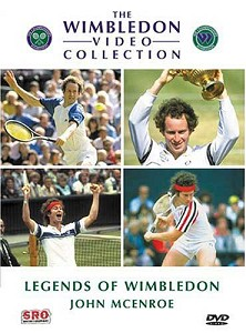 WIMBLEDON LEGENDS OF WIMBLEDON JOHN MCENROE DVD