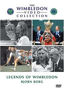 WIMBLEDON LEGENDS OF WIMBLEDON BJORN BORG DVD