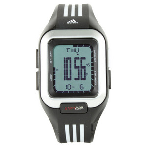 adidas FITNESS CONTROL II WATCH BLACK/WHITE