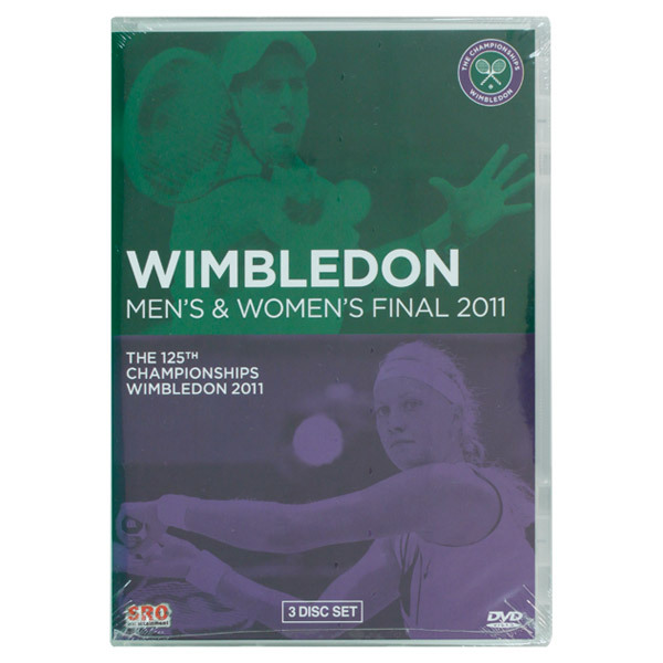 2011 Wimbledon Men's And Women's Finals