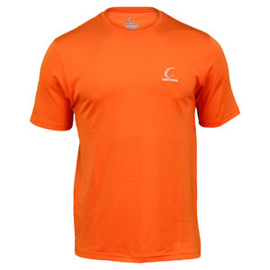 Men`s Orange Tennis Tee