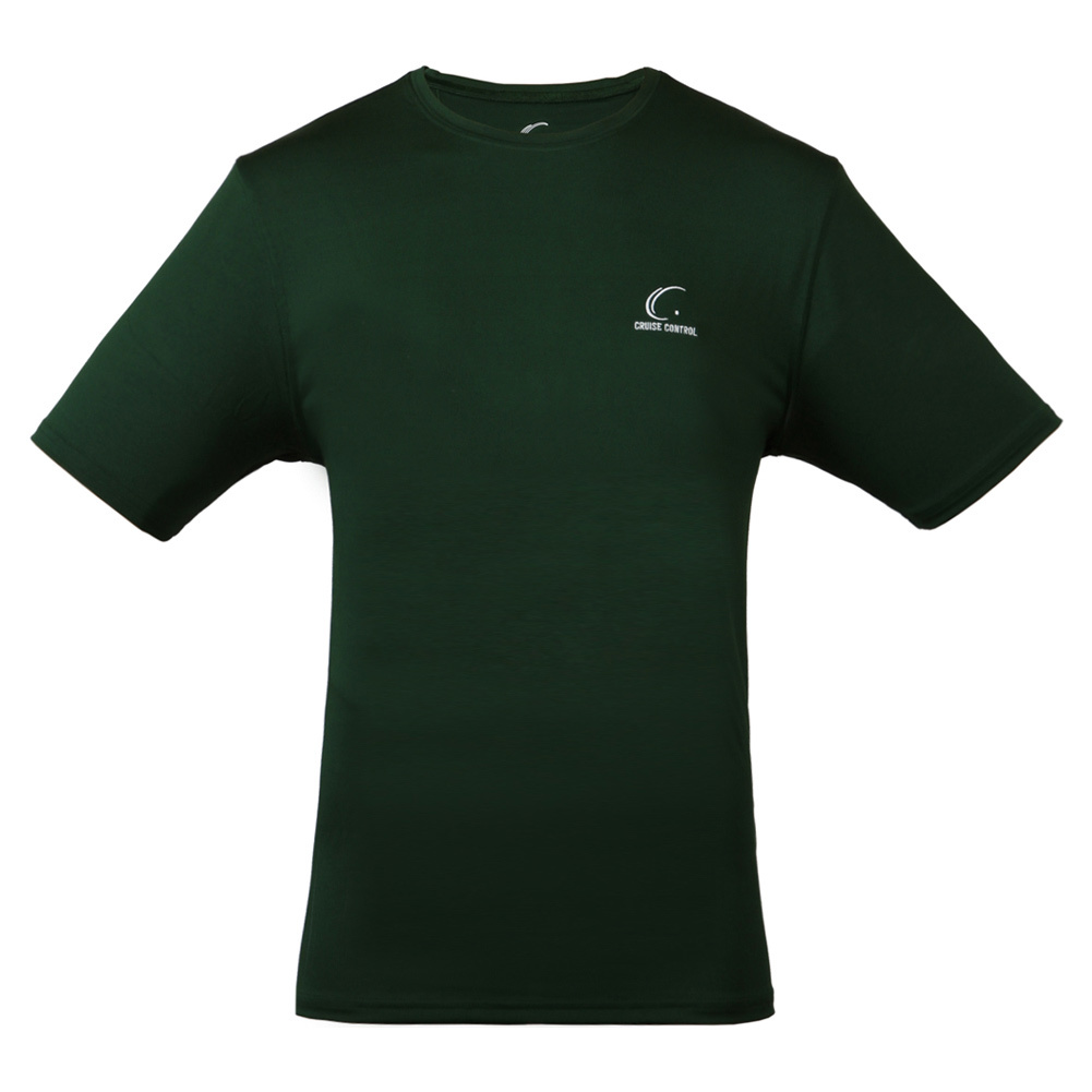Men's Forest Green Tennis Tee