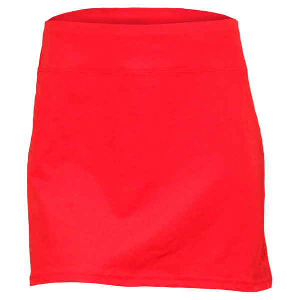 Women's Sophisticated Speed Tennis Skort Red