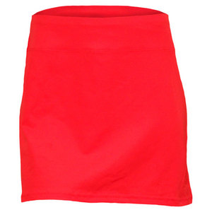 Women`s Sophisticated Speed Tennis Skort Red