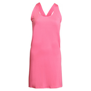 Women`s Pink Racerback Tennis Dress