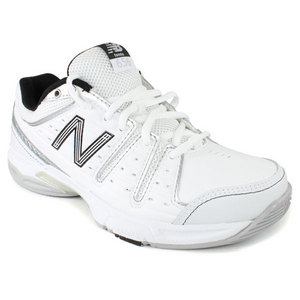 NEW BALANCE WOMENS 656 WHITE SILVER B WIDTH SHOES